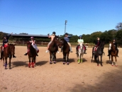 2012 Halloween Camp at HCF